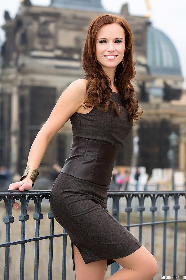 Susanne Schöne, Miss Sachsen 2003/2004, 31 Jahre - In der
